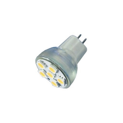LED LAMPA MR 16 1,5 W GOCAMP. 21 SMD. 10 30 V